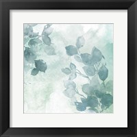 Watercolor Leaves 2 Framed Print