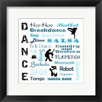 Framed Dance 2