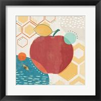 Fruit Frenzy V Framed Print