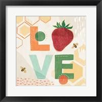 Fruit Frenzy VIII Framed Print