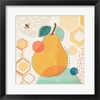 Fruit Frenzy II Framed Print