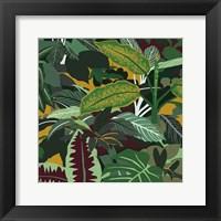 Jungle Safari I Framed Print