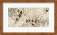 Framed Natural Abstract II