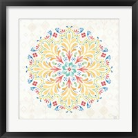 Sweet and Spicy VII Framed Print