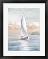 Full Sail II Framed Print