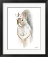 Wild for Flowers II Framed Print