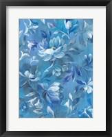 Modern Brocade I Framed Print