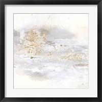Winter Gold IV Framed Print