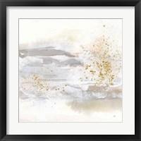 Winter Gold III Framed Print