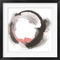 Hake Clay IV Framed Print