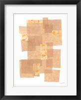 Building Blocks III Framed Print