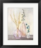 Autumn Greenhouse III Framed Print