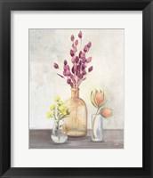 Autumn Greenhouse II Framed Print