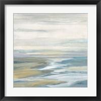 Framed Morning Sea Light