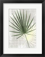 Cabana 1 Framed Print