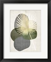 Cabana Palm 1 Framed Print
