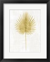 Palm Silhouette 2 Framed Print
