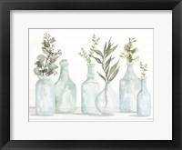 Simple Elegance I Framed Print