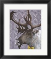 Mr. Caribou Framed Print