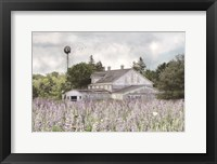 Framed Rustic Country Life