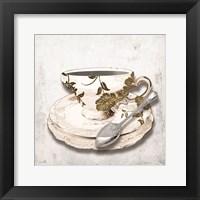 Rendezvous Cafe IV Framed Print