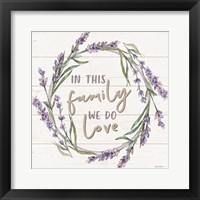 Framed In This Family