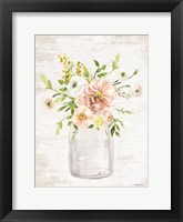 Floral Bouquet 1 Framed Print