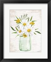 Floral Bouquet 3 Framed Print