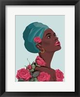 Strength and Beauty III Framed Print