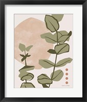 Restore Eucalyptus II Framed Print