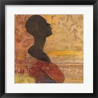Women of the World III Crop Framed Print