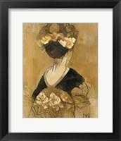 Women of the World V Framed Print