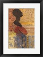 Women of the World III Framed Print
