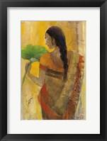 Women of the World II Framed Print