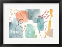 Winged Whisper VIII Framed Print