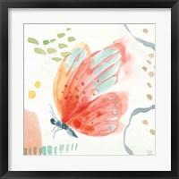 Winged Whisper IV Framed Print