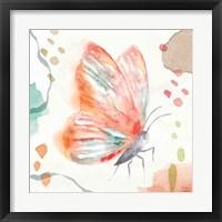 Winged Whisper II Framed Print