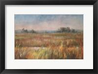 Framed Autumn Fields