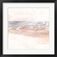 Secondary Abstractions II Framed Print