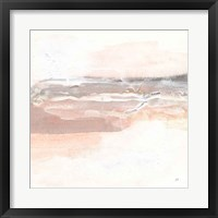 Secondary Abstractions I Framed Print