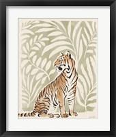 Jungle Cats II Framed Print