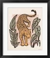 Jungle Cats I Framed Print
