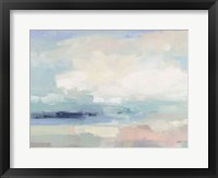 Framed Land Sky Water