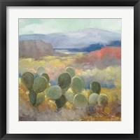 High Desert II Framed Print