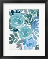 Floral Growth 2 Framed Print
