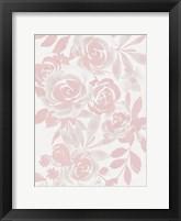 Soft Boho Touch 1 Framed Print