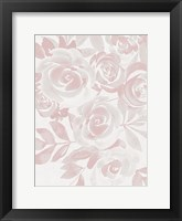 Soft Boho Touch 2 Framed Print