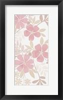 Soft Floral Bunch 2 Framed Print