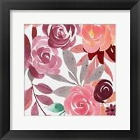 Flower Bunch 2 Framed Print