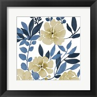 Mid Day Bouquet 1 Framed Print
